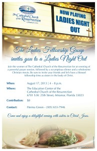 CECOTR_Ladies Movie Night_Flyer
